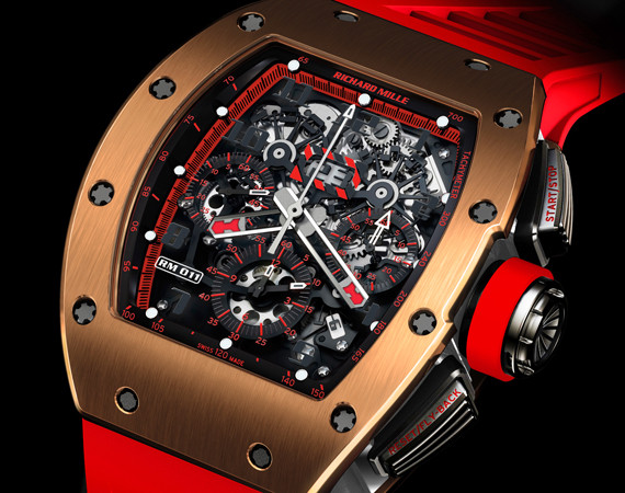 Richard Mille RM011 Red Demon 2