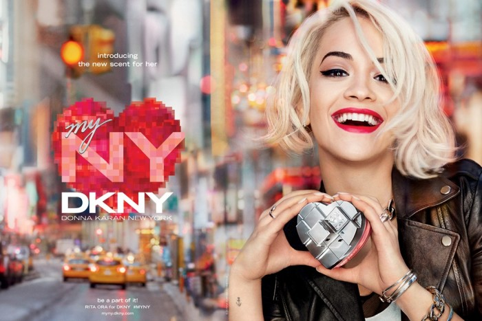 Rita Ora For DKNY My NY 1