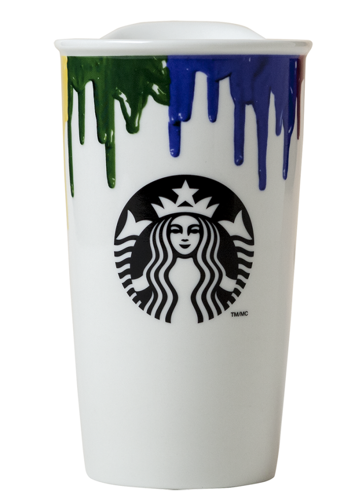 Starbucks Mug By Band of Outsiders 2