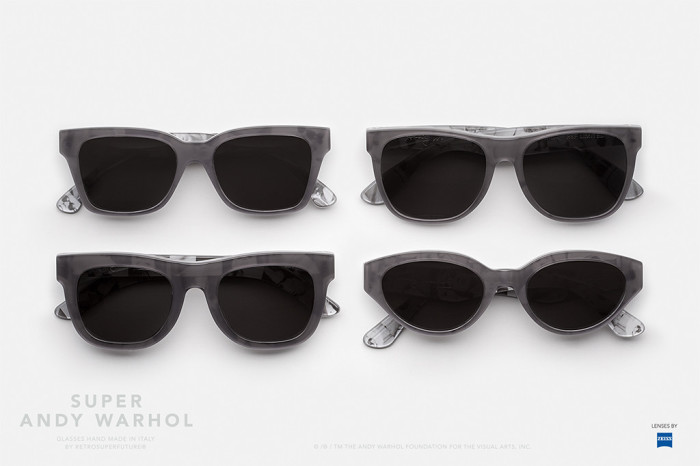 Andy Warhol Super Sunglass Collection 1