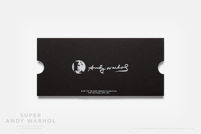 Andy Warhol Super Sunglass Collection 10