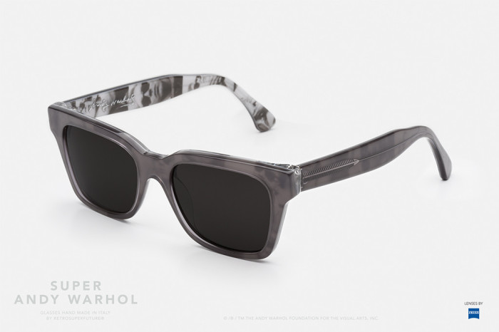 Andy Warhol Super Sunglass Collection 2