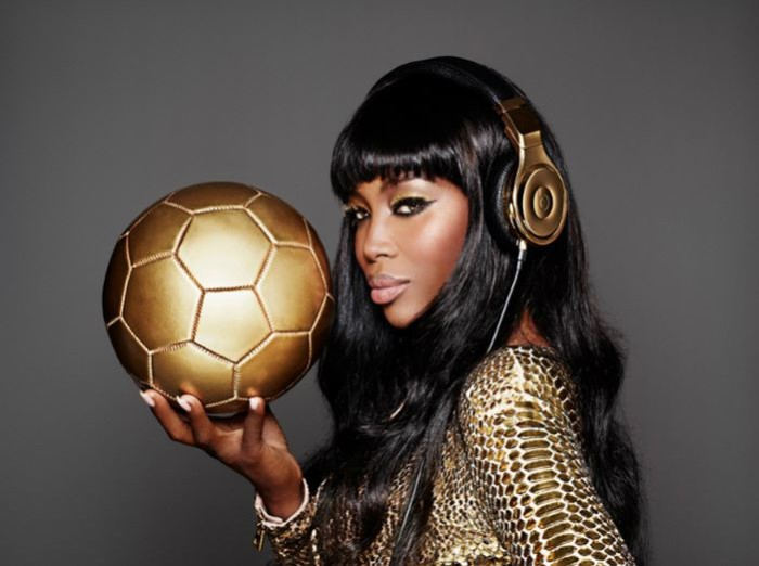 Beats by Dre and Naomi Campbell 1