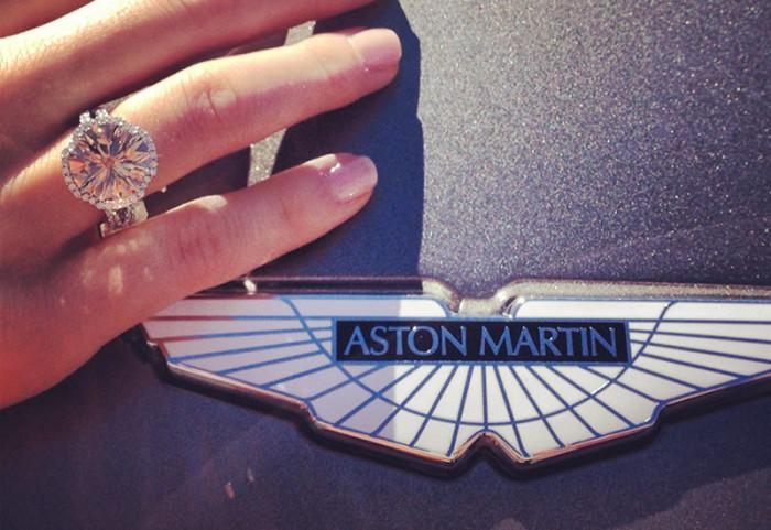 Calleija for Aston Martin Collection 1