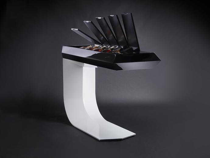 Camus Organoleptic Piano Stand 1