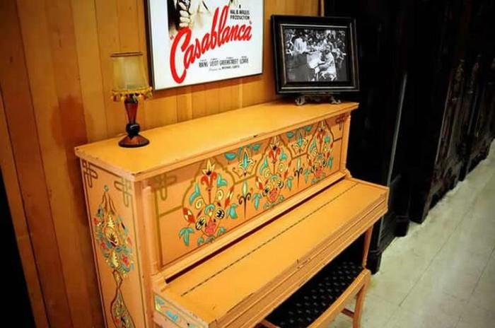 Casablanca Ricks Cafe Piano