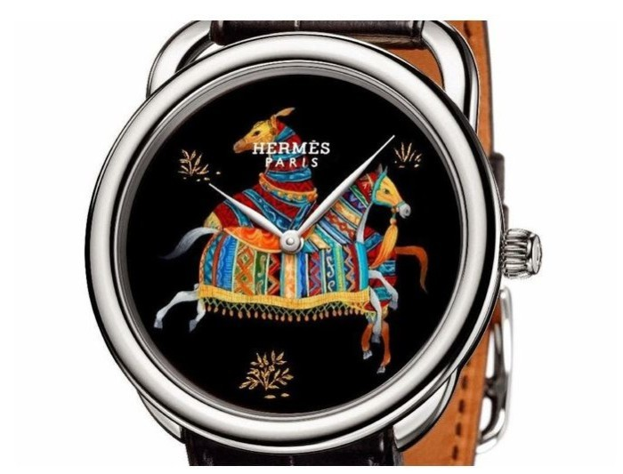 Hermès Arceau Cheval d'Orient 1