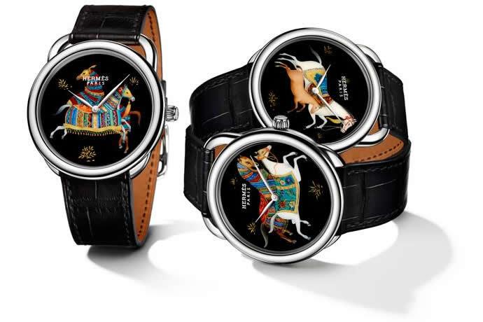 Hermès Arceau Cheval d'Orient 5