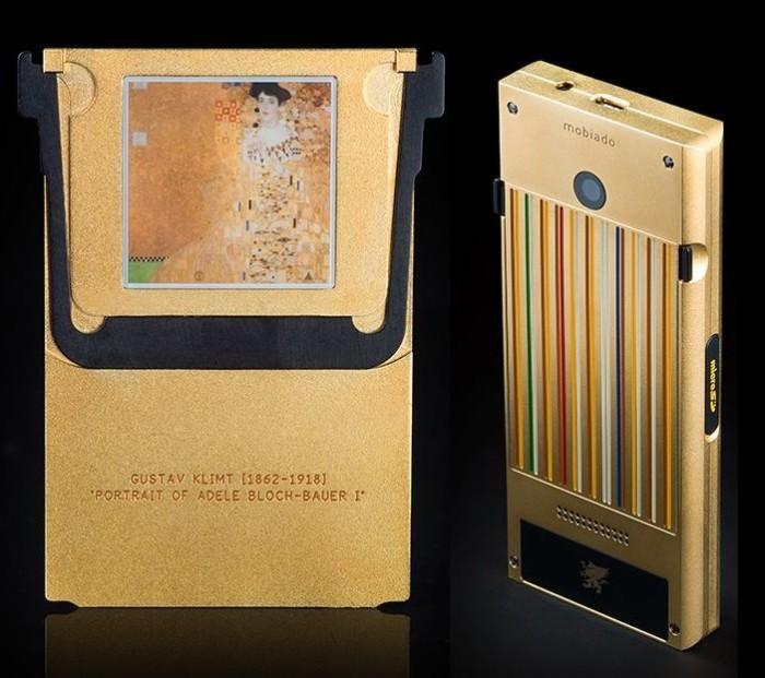 Mobiado Gustav Klimt Phone 1