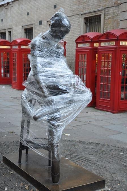 Plastic Guerrilla - The Dancer