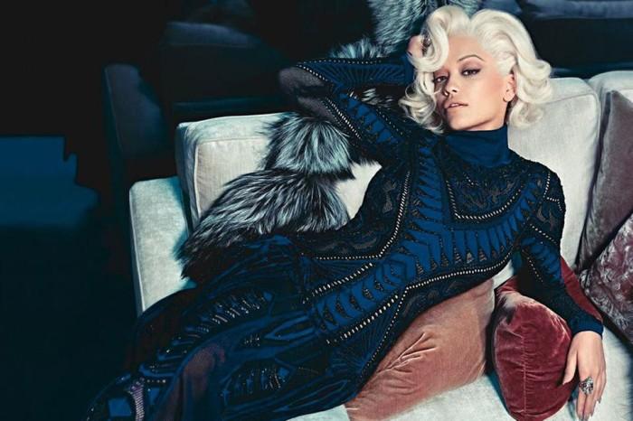 Rita Ora For Roberto Cavalli 3