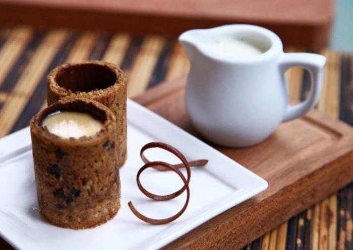 Ritz-Carlton Cookie Shot Glass