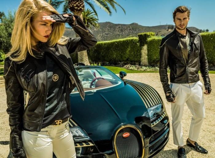 """Bugatti Capsule Collection - """"Black Bess"""" Legend"""
