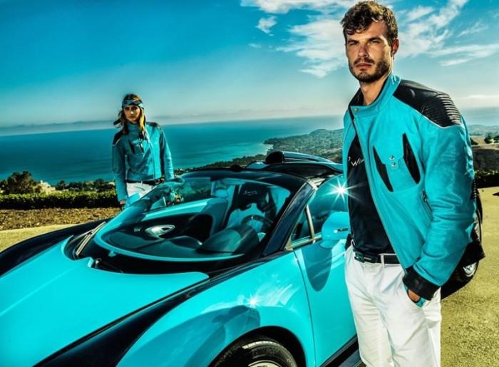 """Bugatti Capsule Collection - """"Jean-Pierre Wimille"""" Legend"""