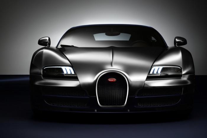 Ettore Bugatti Veyron Legend Edition 1
