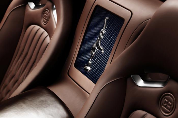 Ettore Bugatti Veyron Legend Edition 10
