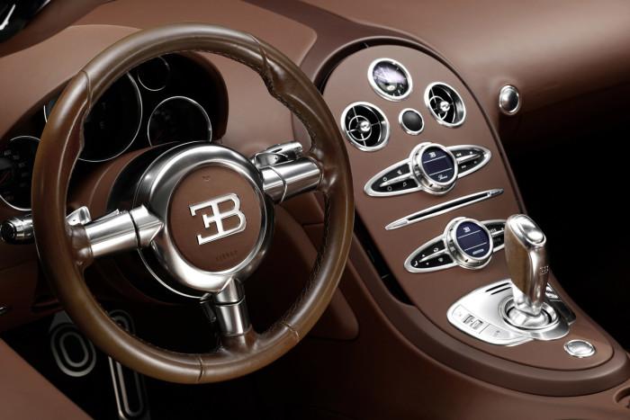 Ettore Bugatti Veyron Legend Edition 11