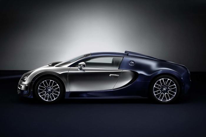 Ettore Bugatti Veyron Legend Edition 2