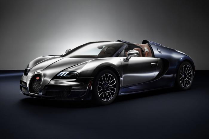 Ettore Bugatti Veyron Legend Edition 3