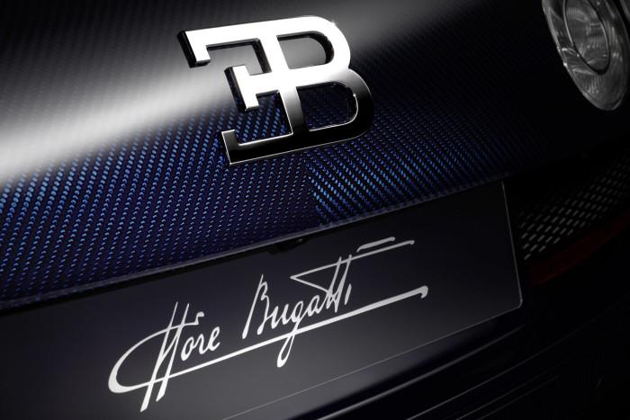 Ettore Bugatti Veyron Legend Edition 6