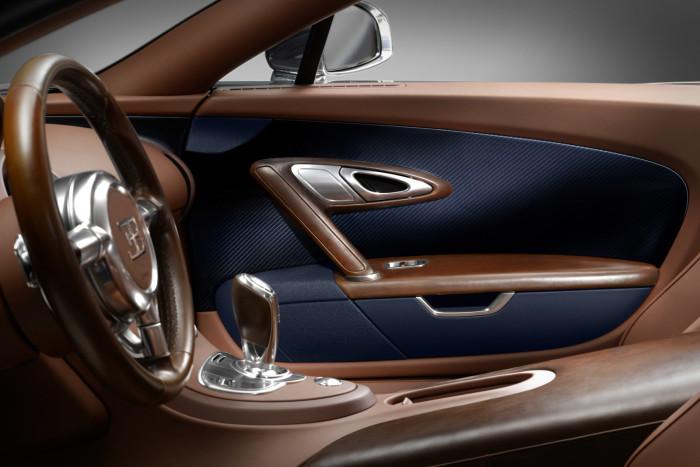 Ettore Bugatti Veyron Legend Edition 7