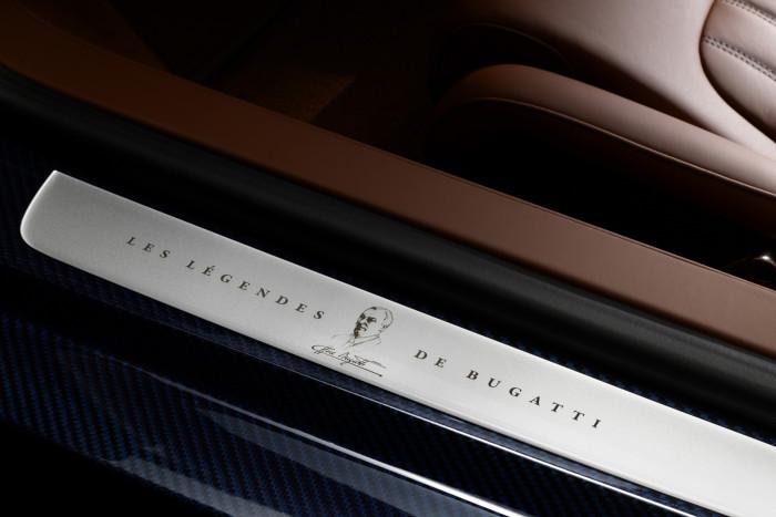 Ettore Bugatti Veyron Legend Edition 8