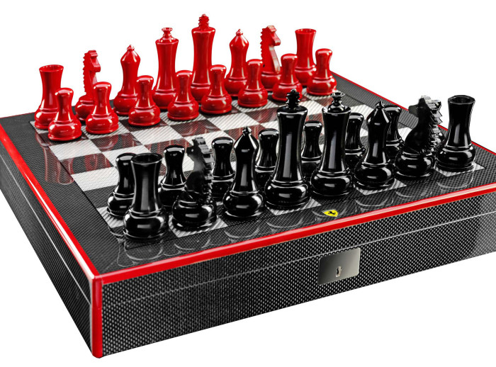Ferrari Chess Set 1