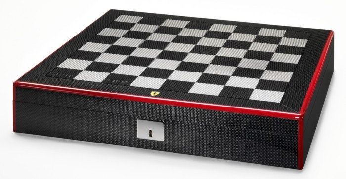 Ferrari Chess Set 2