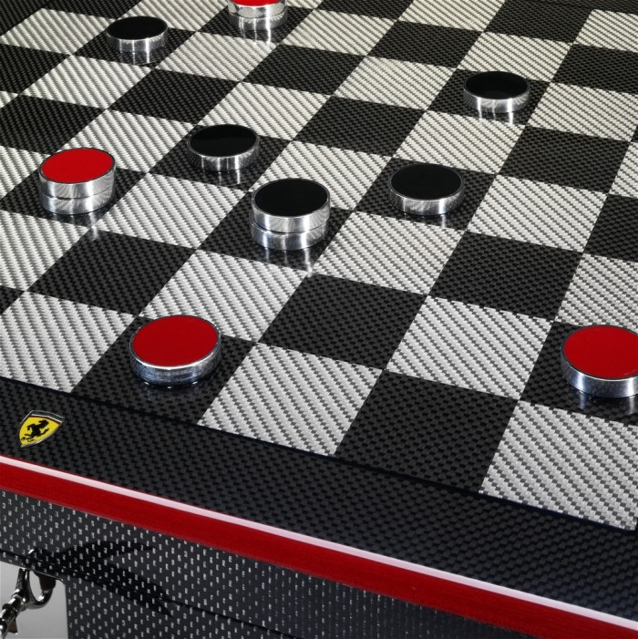 Ferrari Chess Set 6