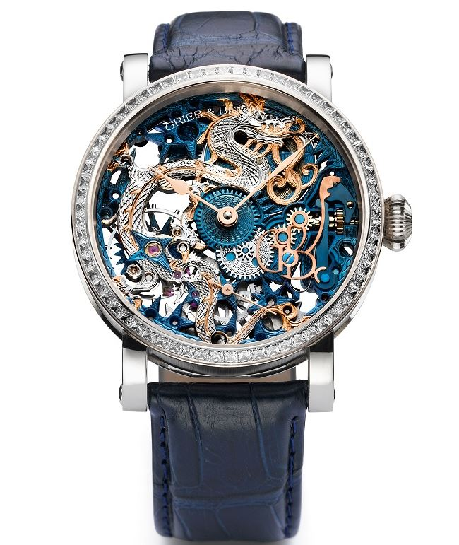 Grieb & Benzinger - The Blue Dragon Imperial 2