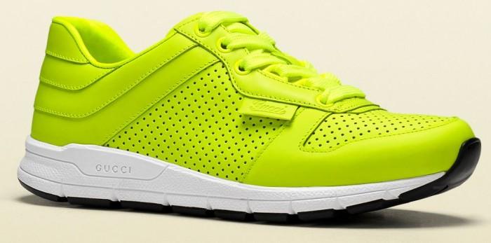 Gucci FallWinter 2014 Sneakers 1