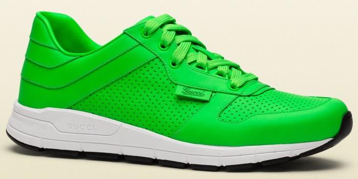 Gucci FallWinter 2014 Sneakers 2