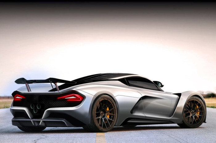 Hennessey Venom F5 - 3