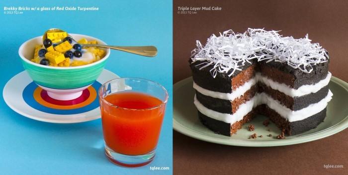 Inedible Food - TQ Lee 13