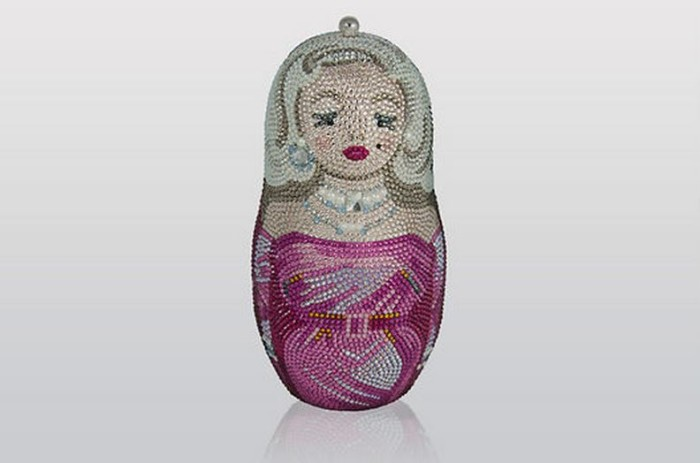Judith Lieber Russian Doll Clutch