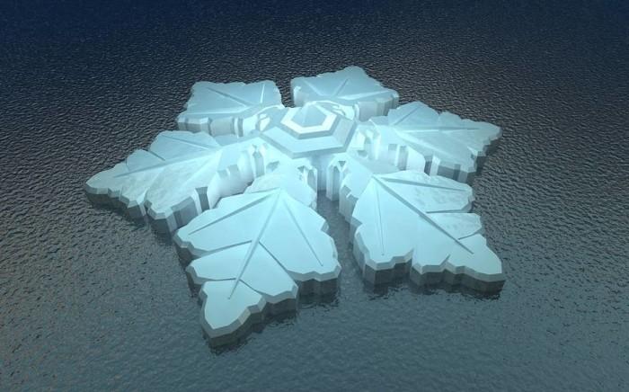 Krystall Snowflake Hotel 1