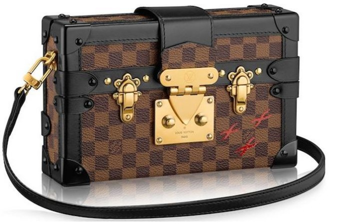 Louis Vuitton - 2014 FW Petite Malle Damier Canvas