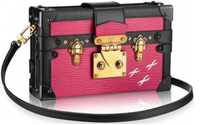 Louis Vuitton - 2014 FW Petite Malle Epi Pink