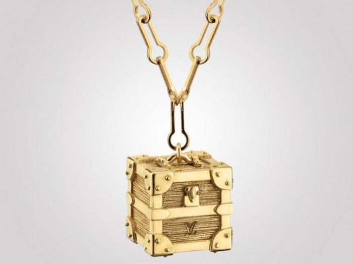 Louis Vuitton Trunk Charm 1