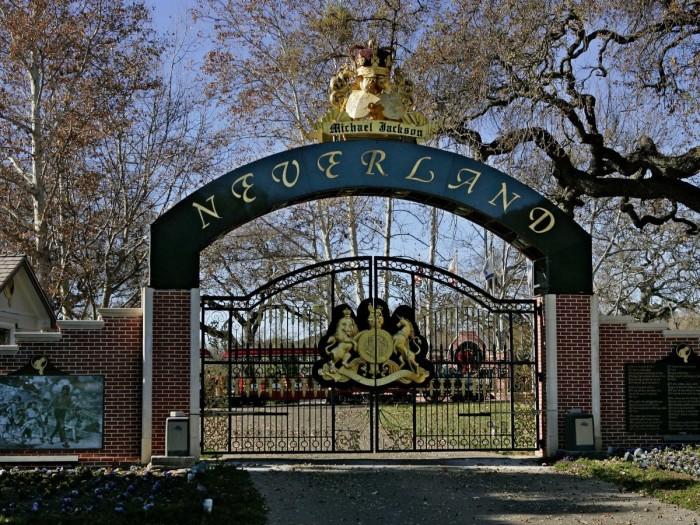 Michael Jackson's Neverland Ranch 1