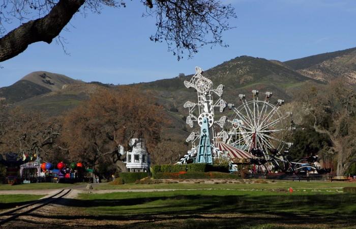 Michael Jackson's Neverland Ranch 13