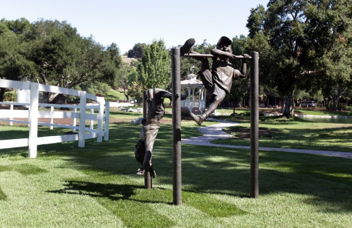 Michael Jackson's Neverland Ranch 14