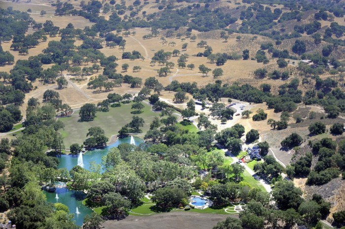 Michael Jackson's Neverland Ranch 15