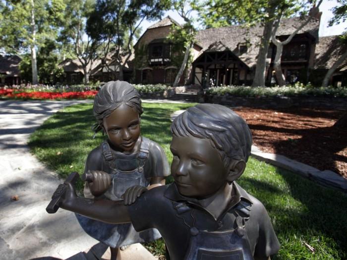 Michael Jackson's Neverland Ranch 3