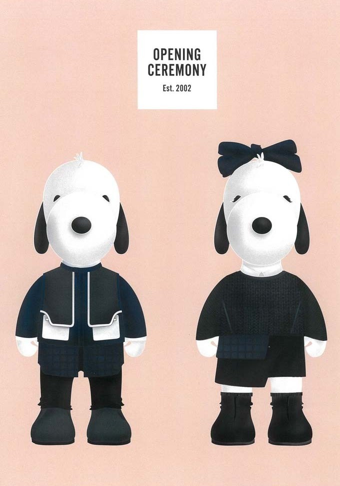 Snoopy and Belle in Fashion 3