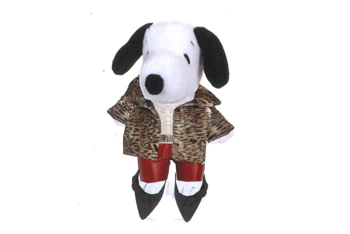 Snoopy and Belle in Fashion 5