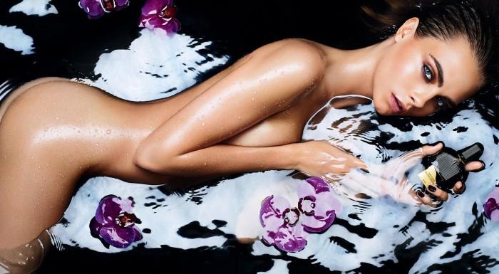 Tom Ford Black Orchid - Cara Delevingne 1
