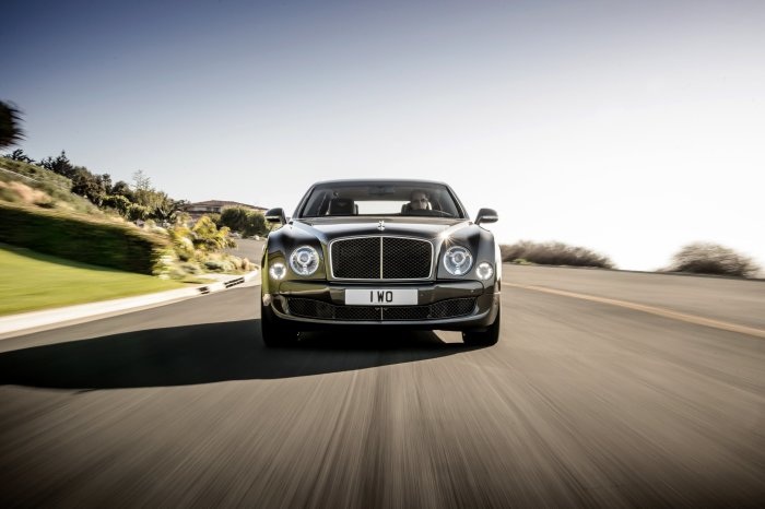 2015 Bentley Mulsanne Speed 10