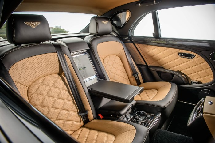 2015 Bentley Mulsanne Speed 5