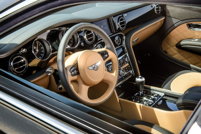 2015 Bentley Mulsanne Speed 9